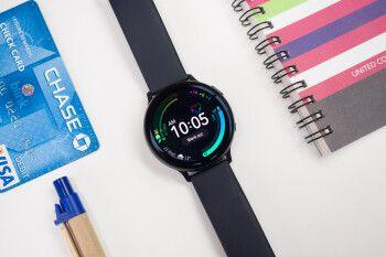 Samsung brings voice support to the Galaxy Watch Active2