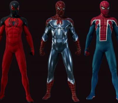 Spider-Man PS4's first DLC will bring three new costumes along with it