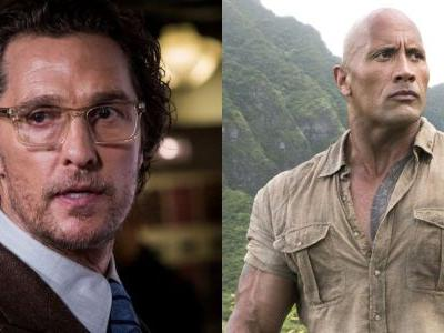 Should Matthew McConaughey And Dwayne Johnson Actually Run For Office? The People Have Thoughts