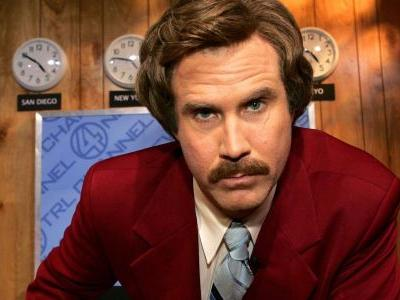 Will Ferrell Reprising Anchorman's Ron Burgundy for New Podcast Series