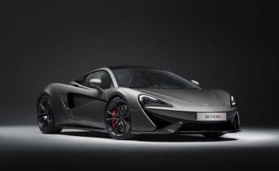 Extra Tracky: 2017 McLaren 570S Adds Track Pack Option