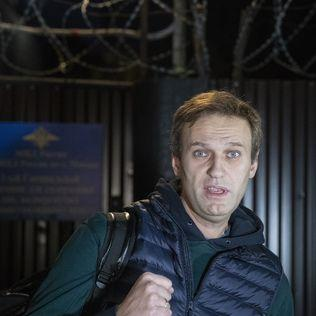 Russian opposition leader Navalny free after 50 days in jail