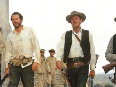 'The Wild Bunch' Remake to Be Directed by Mel Gibson