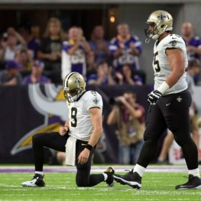 Saints vs. Vikings NFC divisional game: Time, TV channel, live streaming info