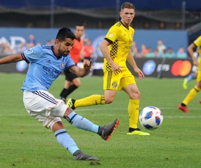 Two late goals keep NYCFC red-hot, unbeaten at home