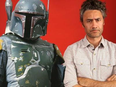 Star Wars: Mandalorian TV Show Sets Taika Waititi & Others to Direct