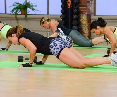 Don't Be Afraid to Split Up Your Exercise Sessions
