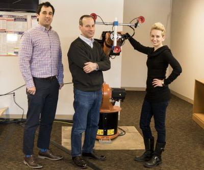 """Veo Grabs $12M, Led by GV & Lux, to Help Industrial Robots """"See"""""""