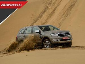 Ford Endeavour 2019 Review and Better With Age