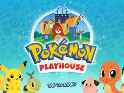 Pokémon Playhouse is an all-new Pokémon game for young children, and it's completely free to play