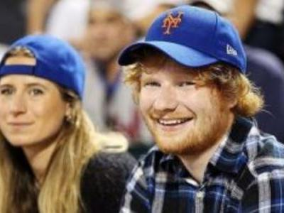 Ed Sheeran is now engaged to childhood sweetheart, Cherry Seaborn