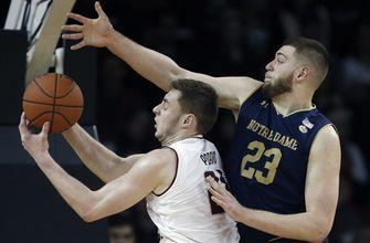 Farrell scores 37 as Notre Dame beats Boston College, 84-67