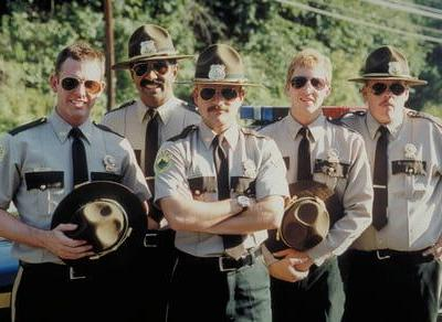 You can watch the 'Super Troopers 2' trailer right meow!
