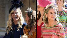2 Of Prince Harry's Ex-Girlfriends Attended The Royal Wedding