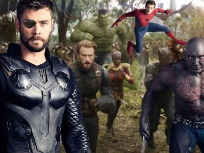 Predicting The 40 Characters In Infinity War's Massive Action Scene