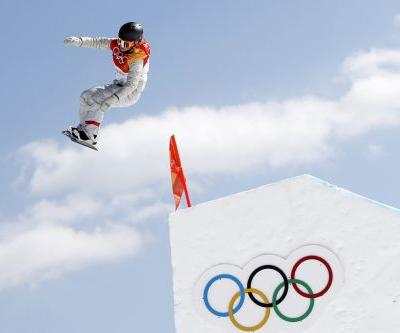 Dangerous conditions can't keep American from slopestyle gold