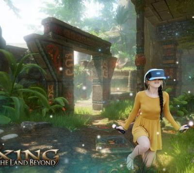 XING The Land Beyond launches on PlayStation VR