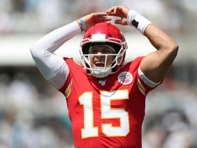 PATRICK CAN PLAY: Mahomes cleared to play in AFC championship game