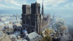 Ubisoft Donates Over $500K To Notre-Dame Repairs, Assassin's Creed Unity Temporarily Free