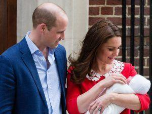 You May Have Missed Prince William's Joke Outside The Lindo Wing Yesterday