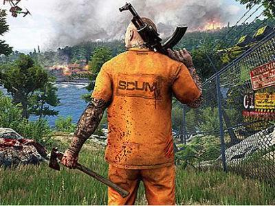 SCUM Game Guide: How to Pee, Poo, and Vomit