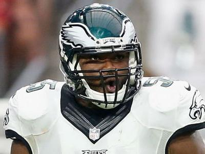 Eagles, DE Brandon Graham agree to 3-year extension
