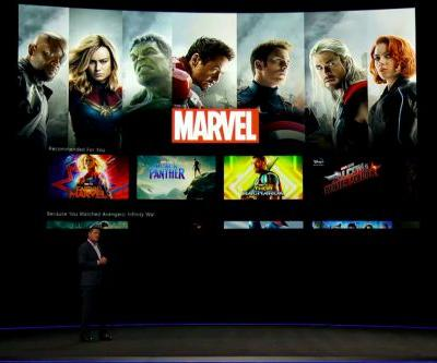 Here's your first look at Disney+