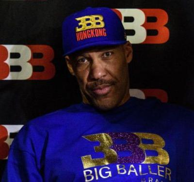 Trump finds a foil in LaVar Ball, basketball dad whose son he says he 'should have left' in Chinese jail