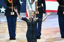 Fergie Addresses National Anthem Performance at NBA All-Star Game: 'I Honestly Tried My Best'