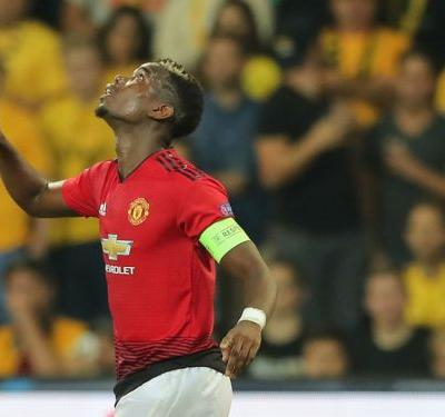 Pogba 'class' impresses Mourinho in Champions League win