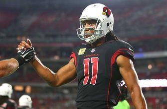 Cardinals sign Larry Fitzgerald to contract extension for 2018