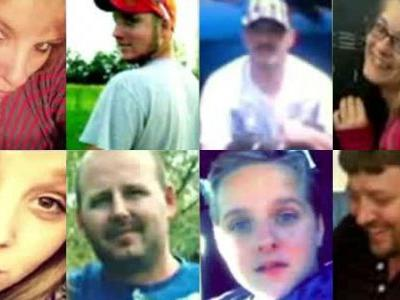 4 arrested in mass murder of Pike County family