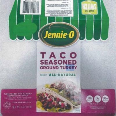 Jennie-O Turkey appears to be a link in Salmonella Outbreak