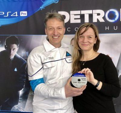 Detroit: Become Human Goes Gold, Demo Tomorrow