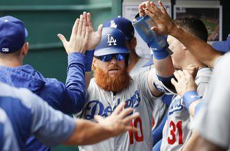 Dodgers avoid season sweep by Reds with 8-1 win