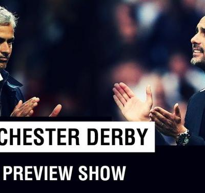 Video: Manchester City vs Manchester United - Preview Show