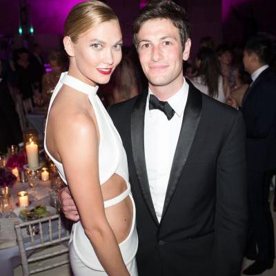 Model Karlie Kloss marries Jared Kushner's brother, Joshua