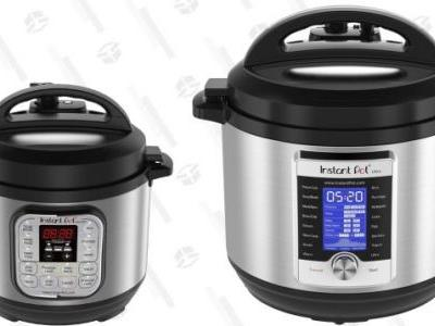 One Instant Pot Prime Day Deal Overcooked, but Three More Have Taken Its Place