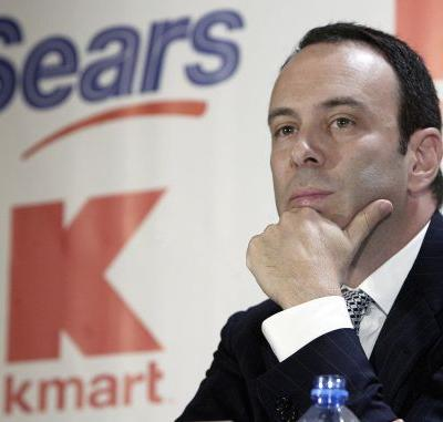 Sears is spiking after CEO Lampert offers to buy Kenmore brand and other assets