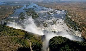 Australia & the U.S. promote Victoria Falls and Zimbabwe tourism