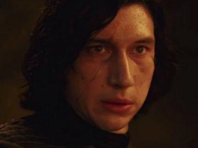 See The Kylo Ren's Repaired Mask For Star Wars: The Rise Of Skywalker