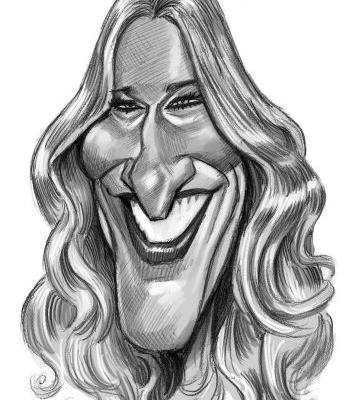 Sketch o'the Week Flashback- Sarah Jessica Parker!