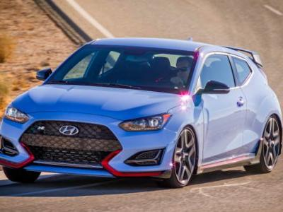 The 275 Horsepower 2019 Hyundai Veloster N Is Ready To Attack The Ford Focus ST