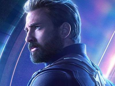 Some Avengers Fans Are Really Into Cap And Bucky's Butts In The New Avengers: Infinity War Posters