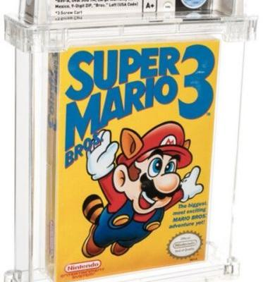 Rare, Sealed 'Super Mario Bros. 3' Variant Breaks Record For World's Most Expensive Video Game