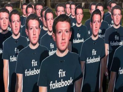 Facebook banned 2.2 billion fake accounts in the first 3 months of this year. That's almost equal to the number of real people who use it