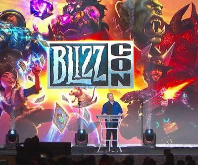 BlizzCon 2018: Warcraft III remastered, and Overwatch gets a new cowboy