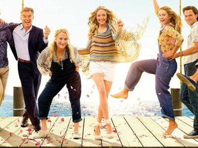 Mamma Mia! Here We Go Again Review: Silly Fun is the Name of the Game