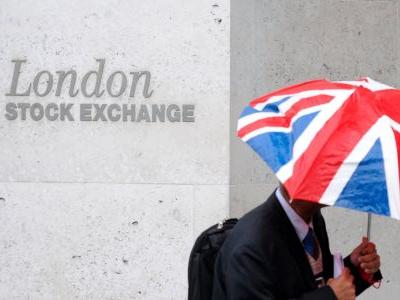 The London Stock Exchange - Europe's biggest trading venue - is down