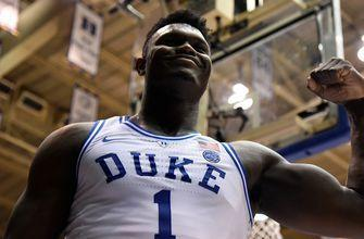 Zion Williamson leads No. 2 Duke past NC State with 32 point effort
